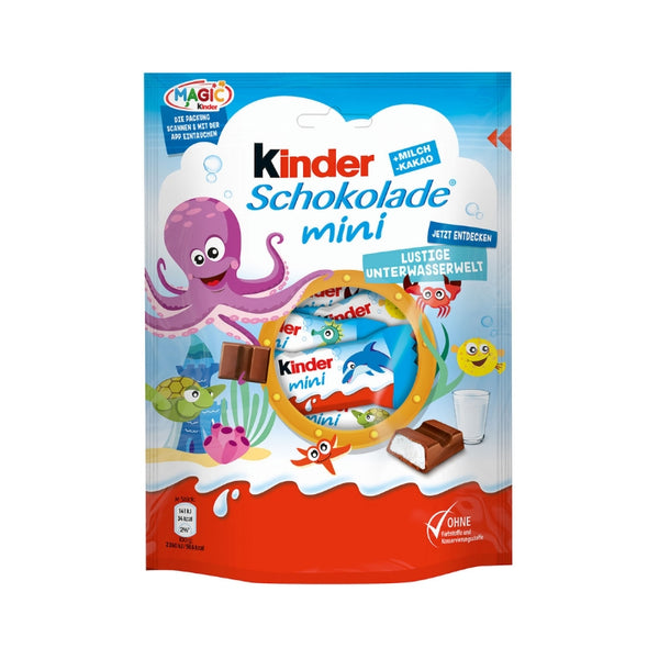 Kinder Chocolate Minis - Chocolate & More Delights
