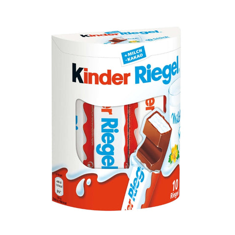 Kinder Chocolate Sticks 10 - Chocolate & More Delights