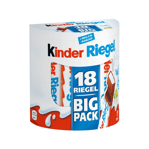 Kinder Chocolate Sticks 18 - Chocolate & More Delights