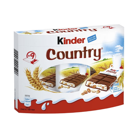 Kinder Country - Chocolate & More Delights