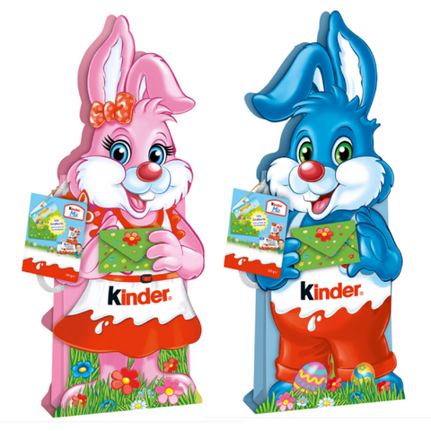 Kinder Easter Bunny Gift - Chocolate & More Delights