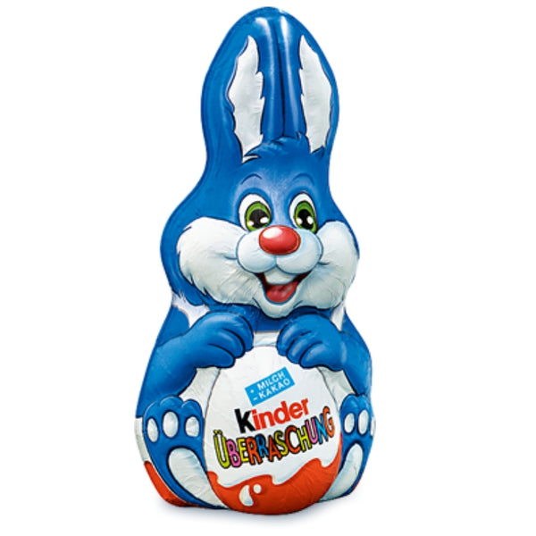 Kinder Chocolate Easter Bunny with Surprise Egg - Chocolate & More Delights