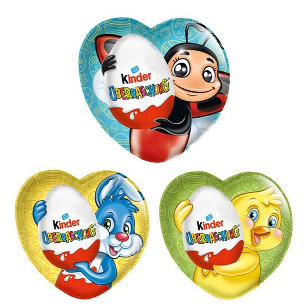 Kinder Surprise Heart - Chocolate & More Delights
