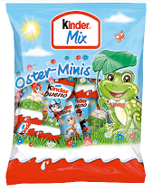 Kinder Mini Mix Easter Variety