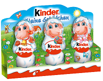 Kinder Easter Sheep Trio