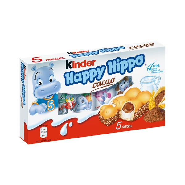 Kinder Happy Hippo - Chocolate & More Delights
