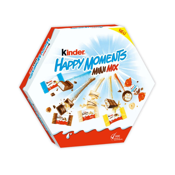 Kinder Happy Moments Mini Mix - Chocolate & More Delights