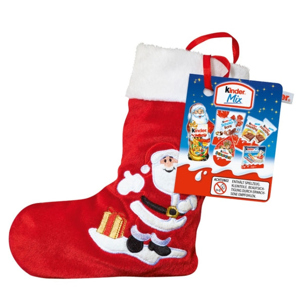 Kinder Mix Christmas Stocking - Chocolate & More Delights