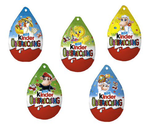 Kinder Surprise Easter
