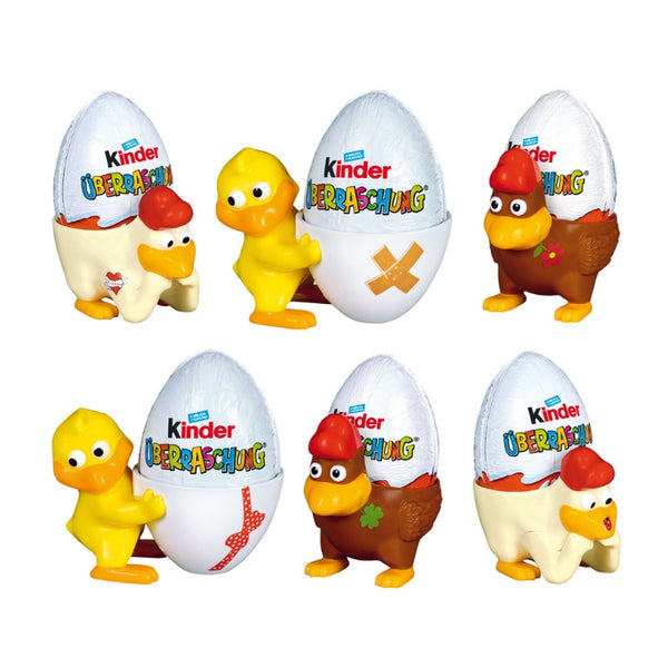Kinder Surprise Egg Cup - Chocolate & More Delights
