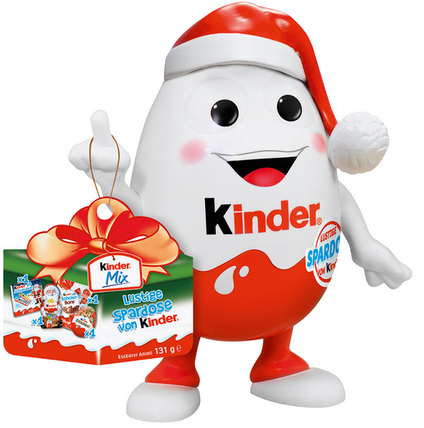 Kinderino X-Mas Variety - Chocolate & More Delights