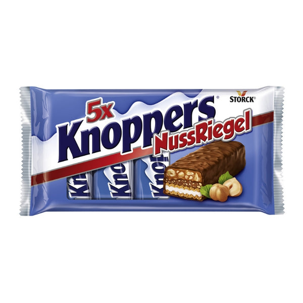Knoppers Nut Bar - Chocolate & More Delights