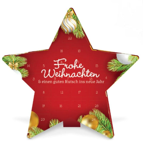 Lindt Advent Calendar Christmas Star - Chocolate & More Delights