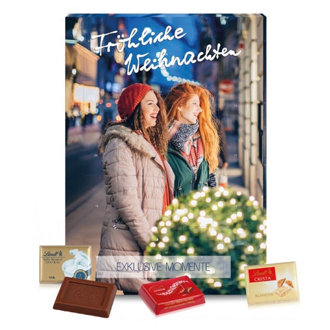 Lindt Advent Calendar Exclusive - Chocolate & More Delights