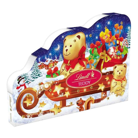 Lindt Advent Calendar Teddy - Chocolate & More Delights