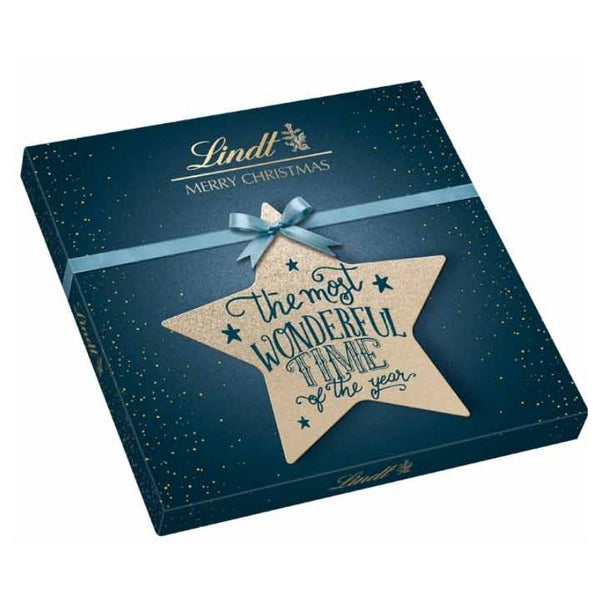 Lindt Calligraphy Christmas Pralines Most Wonderful Time - Chocolate & More Delights