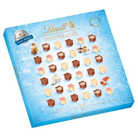 Lindt Chocolate Mini Ice Pralines - Chocolate & More Delights