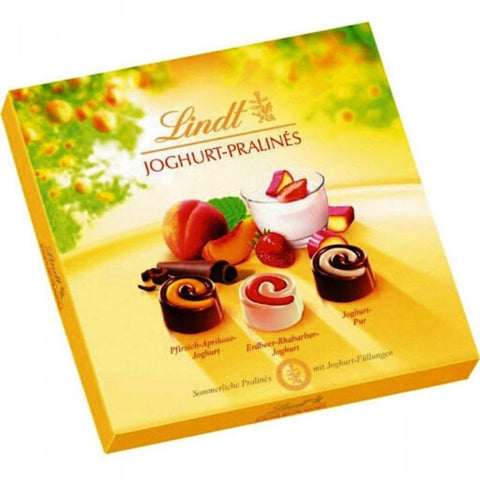 Lindt Chocolate Yogurt Pralines - Chocolate & More Delights