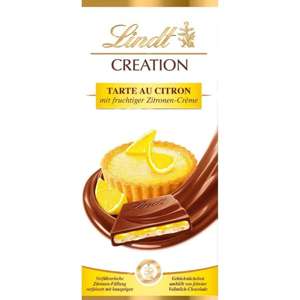 Lindt Creation Tarte Au Citron - Chocolate & More Delights