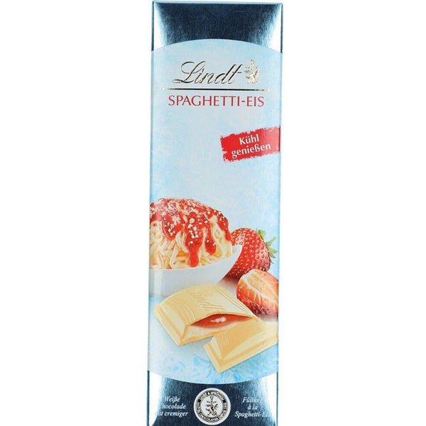 Lindt Spaghetti Ice Cream - Chocolate & More Delights