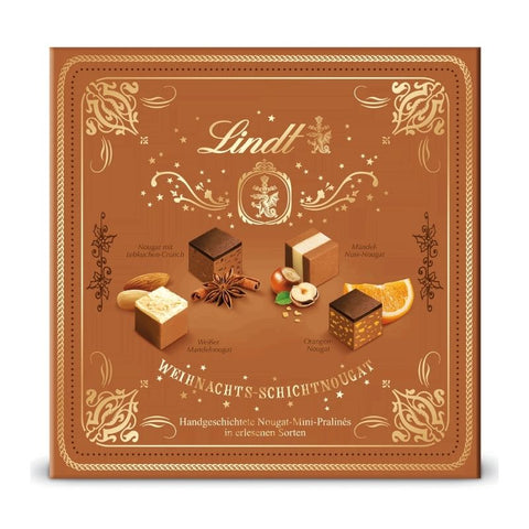 Lindt Christmas Nougat - Chocolate & More Delights