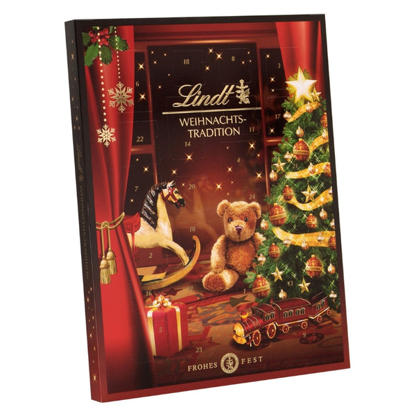 Lindt Advent Calendar Christmas Tradition - Chocolate & More Delights