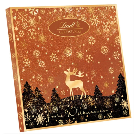 Lindt Advent Calendar Gold - Chocolate & More Delights