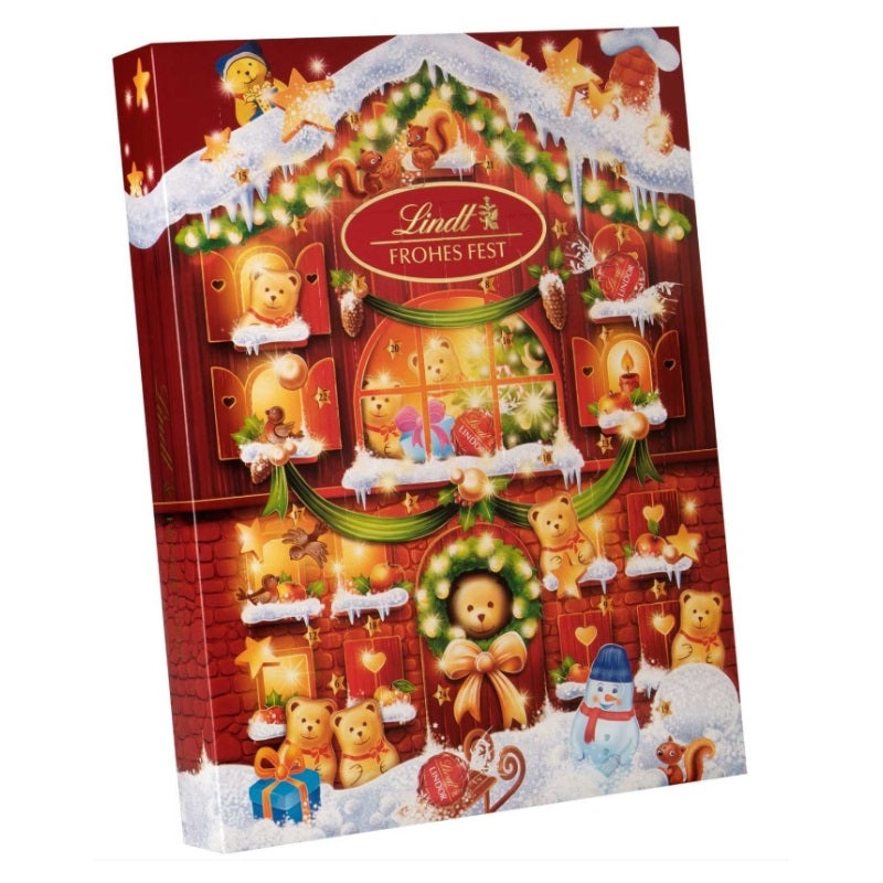 Advent Calendar Lindt Teddy