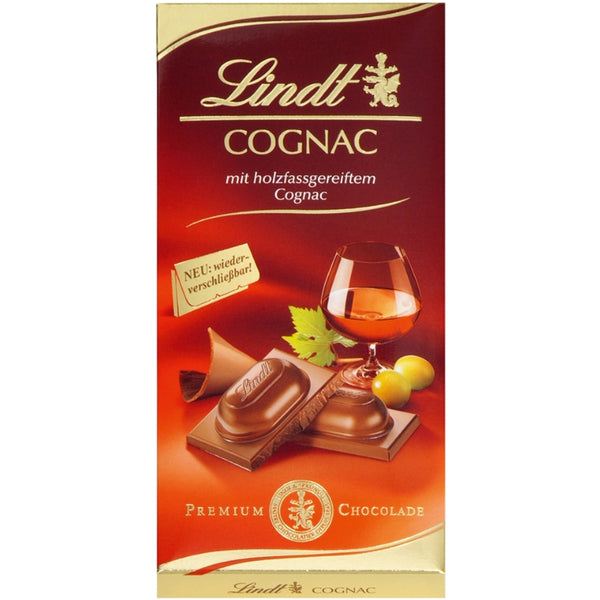 Lindt Liquor Filled Chocolate - Cognac