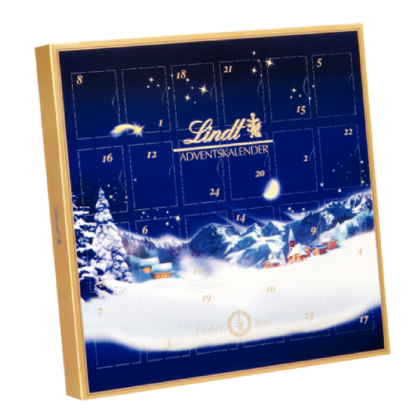 Lindt Advent Calendar Christmas Magic - Chocolate & More Delights