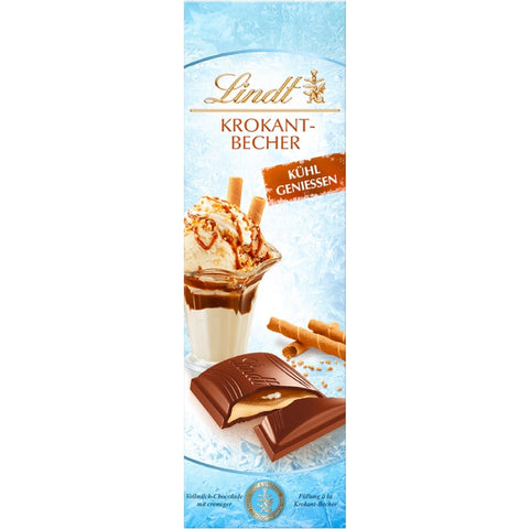 Lindt Brittle - Chocolate & More Delights