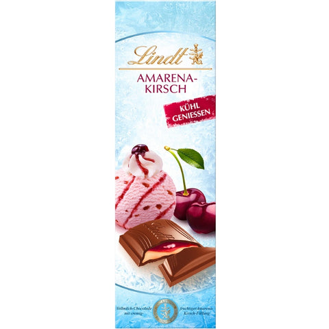 Lindt Cherry - Chocolate & More Delights