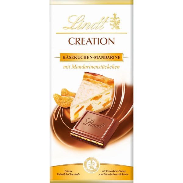Lindt Creation - Cheesecake Tangerine - Chocolate & More Delights