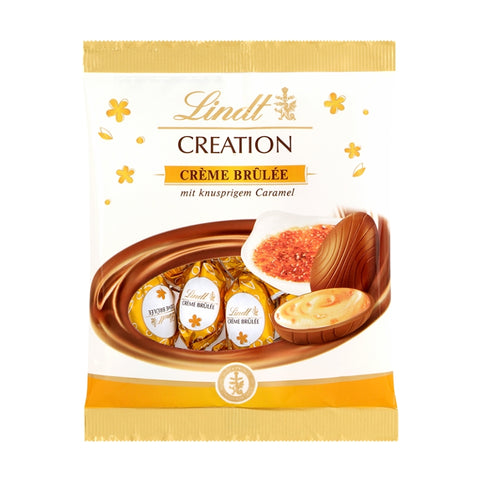 Lindt Creation - Easter Eggs Creme Brûlée - Chocolate & More Delights