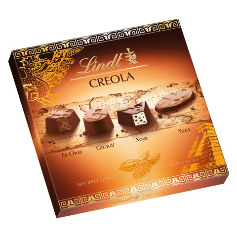 Lindt Creola Pralines - Chocolate & More Delights