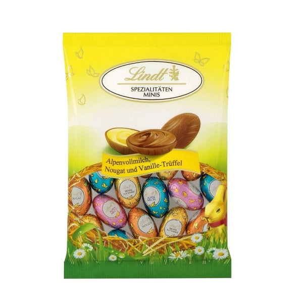 Lindt Easter Eggs Vanilla & Nougat Truffle - Chocolate & More Delights