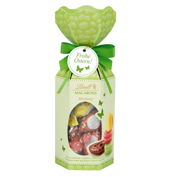 Lindt Easter Chocolate Macarons - Chocolate & More Delights