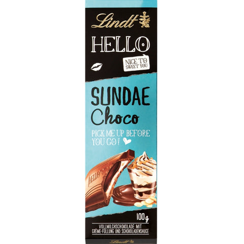 Lindt Hello Sundae Choco - Chocolate & More Delights