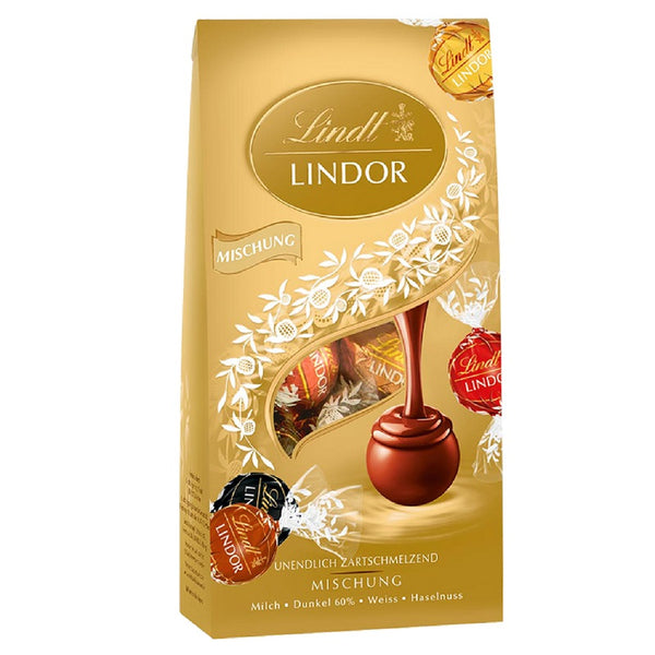 Lindt Lindor Mixed Pralines - Chocolate & More Delights