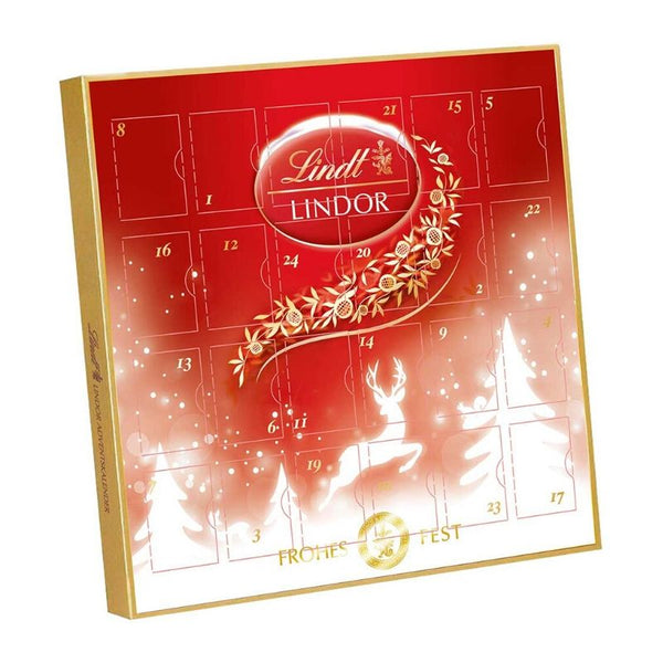 Advent Calendar Lindt Lindor