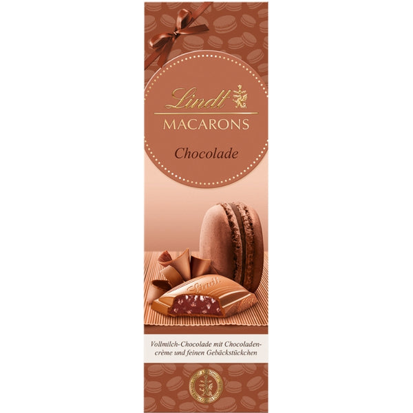 Lindt Macarons Chocolate - Chocolate & More Delights