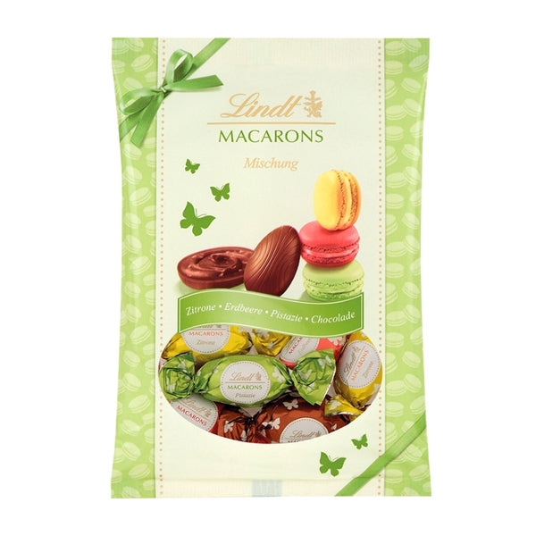 Lindt Macarons Easter Eggs  - Chocolate & More Delights