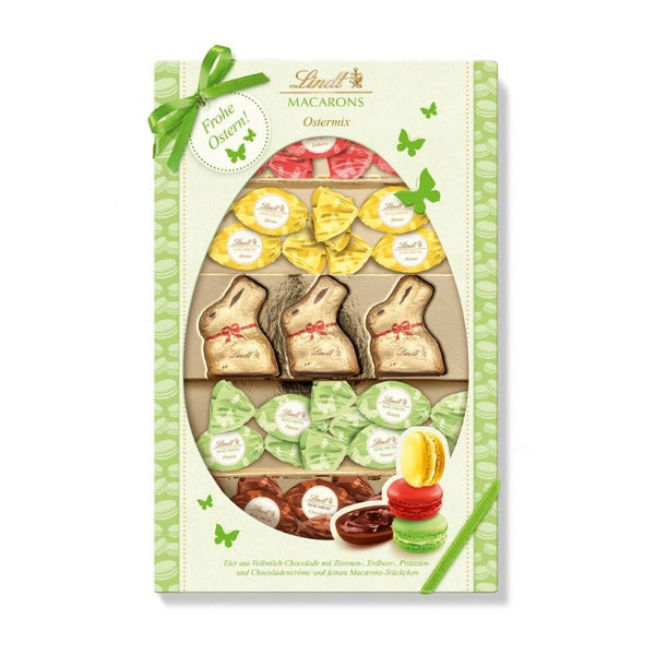 Lindt Macarons Easter Gift Box - Chocolate & More Delights