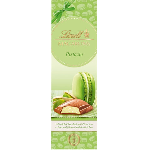 Lindt Macarons Pistachio - Chocolate & More Delights