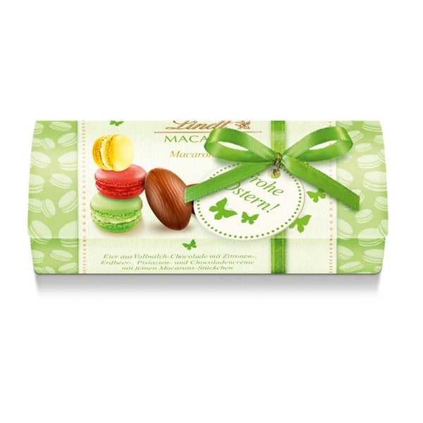Lindt Macarons Small Easter Gift - Chocolate & More Delights