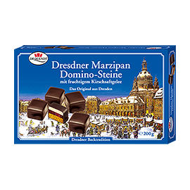 Gingerbread Confectionery Dresdner Dominos