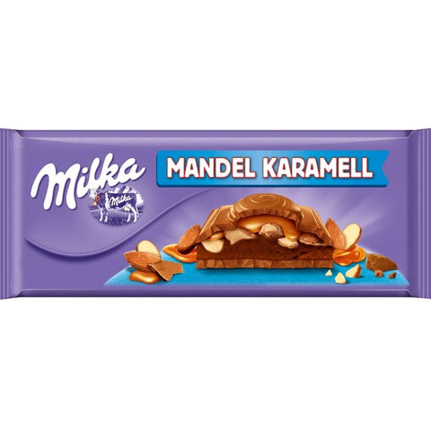 Milka Almond Caramel XXL - Chocolate & More Delights