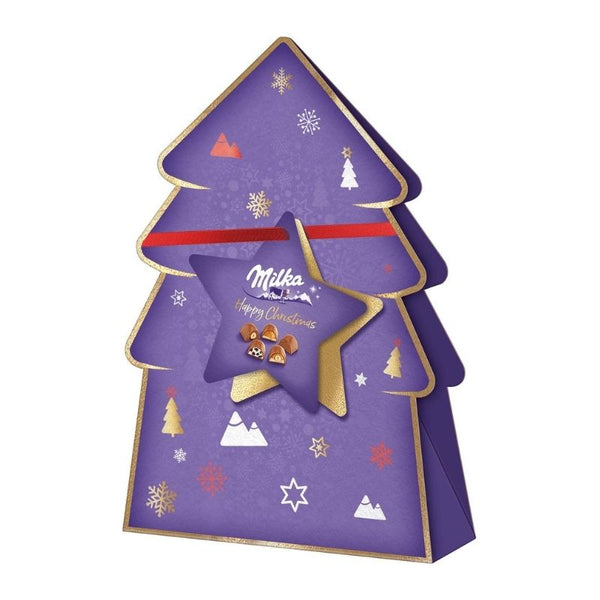 Milka Christmas Pralines - Chocolate & More Delights