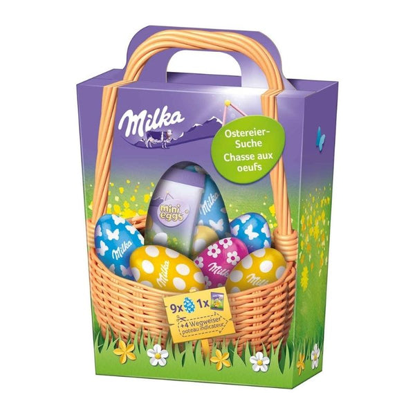 Milka Easter Egg Hunt - Chocolate & More Delights