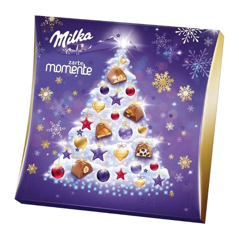 Advent Calendar - Milka Moments